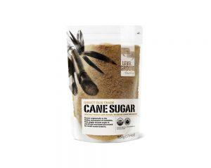 envasado de azúcar de caña