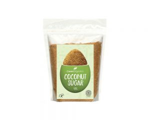 envasado de azúcar de coco