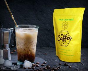 envasado de cafe