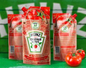 Empaquetado de salsa de tomate